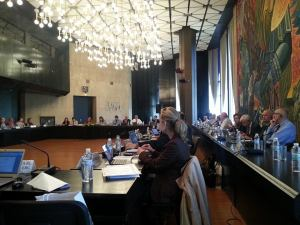 The Board of Governors in the Sofia meeting on the 8th of April, 2014