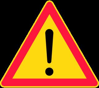 varoituskolmio